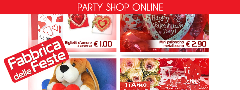 Party Shop Online